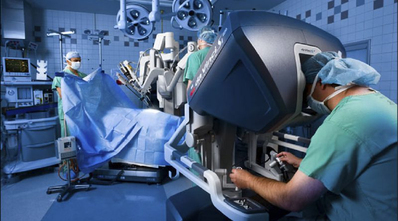Robotic surgery has arrived