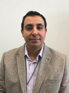 Mr. Ismail El-Mokadem