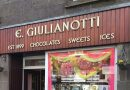 Thank you: E Giulianotti, ice cream shop