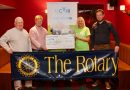 Thank You: Ellon Rotary Associate Club