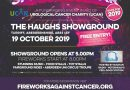 Fundraising event: Longleys Country Store Fireworks Against Cancer Spectacular