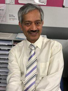 Mr. Satchi Swami